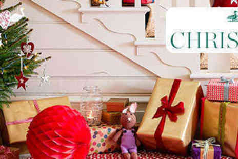 Country Living Christmas Fair - Ticket to the Country Living Christmas Fair - Save 22%