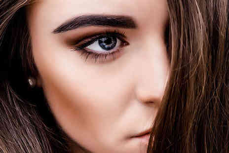 Beauty Above - Semi permanent makeup on 1 area including brows eyeliner or lips - Save 40%