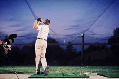 Trafford Golf Centre - 150 balls for the driving range - Save 54%