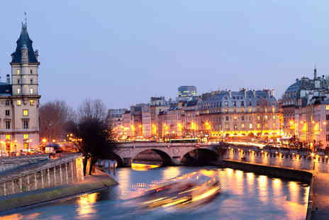 LEdmond Hotel - See the Paris Lights Glow this Autumn or Winter - Save 37%