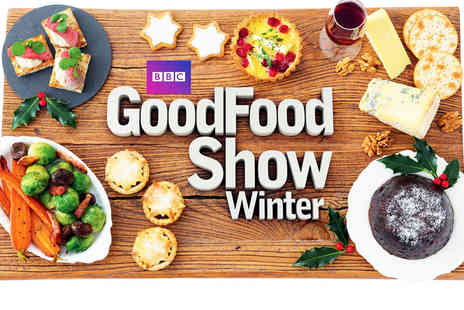 River Street Events - Afternoon Tickets for the BBC Good Food Winter Show - Save 53%