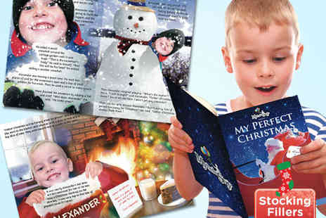 My Perfect Story - My Perfect Christmas Children's Storybook - Save 50%