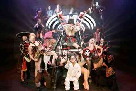 Curated by Groupon Events -  Ticket To The Circus of Horrors - Save 50%