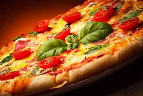 burger plus - Takeaway Pizza and Soft Drinks - Save 53%