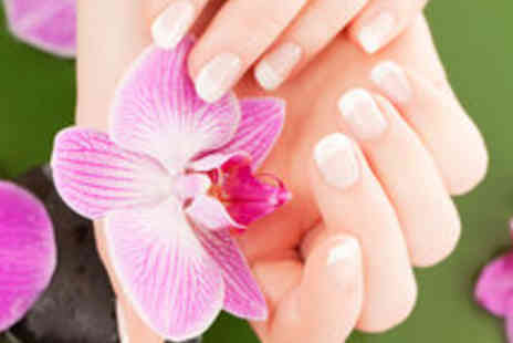 Jadore Nails - Shellac Manicure with Cuticle Oil and Hand Lotion to Take Home - Save 59%
