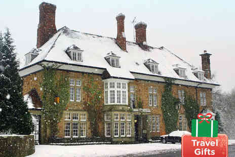 The Speech House Hotel - Learn to Bake in the Glorious Forest of Dean - Save 42%