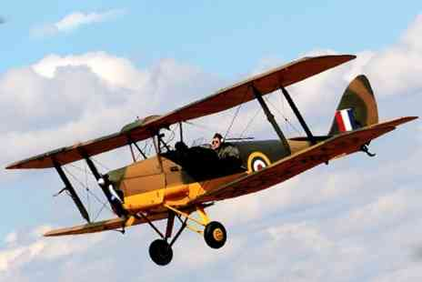 Blue Eye Aviation - WWII Aircraft Flight Experience - Save 54%