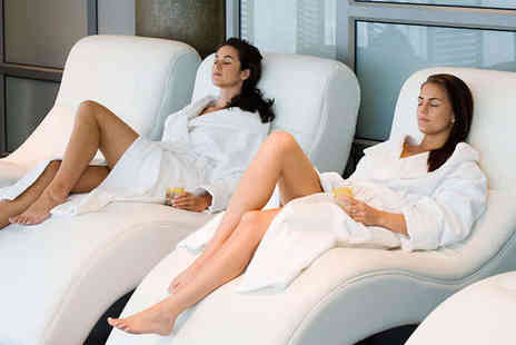 Best Western Diplomat Hotel - Spa Day with Towel and Robe with Lunch and Prosecco on Arrival for Two - Save 47%