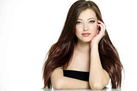 Quiff Unisex Salon - Brazilian blow dry - Save 78%