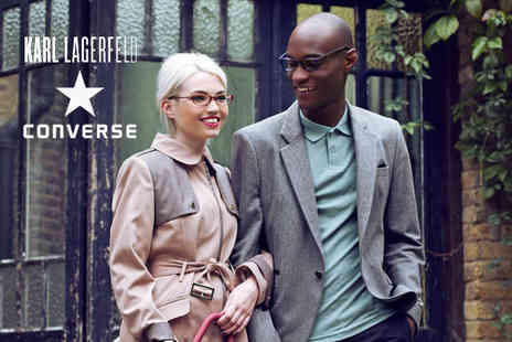 Glasses Direct - Voucher to spend on prescription glasses including a second pair - Save 65%