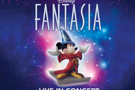 Apollo Digital - Tickets to Disney's Fantasia Live in Concert - Save 50%
