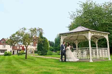 Manor House Hotel and Spa - Wedding Package For Up to 75 Guests - Save 65%