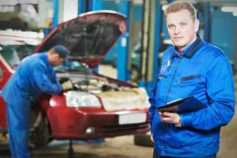 Advanced Auto Services - MOT Plus Service With Oil and Filter Change - Save 52%