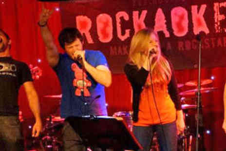 Ultimate Karaoke - Two Tickets to Ultimate Karaoke at Scala - Save 56%