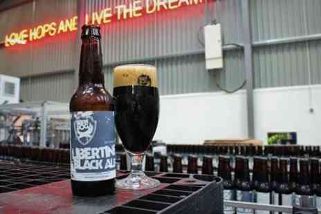 Brewdog - BrewDog Aberdeen Craft Beer and Cheese Tasting For Two - Save 50%