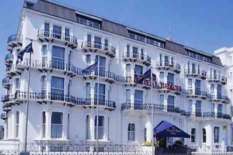 Royal Beach Hotel - Portsmouth Stay For Two - Save 54%