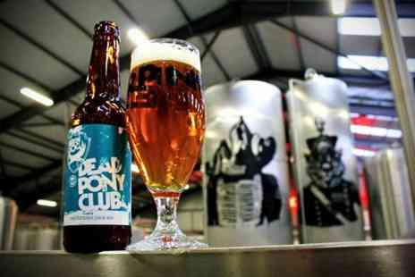 Brewdog - Craft Beer and Cheese Tasting For Two - Save 42%