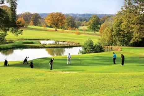 Sweetwoods Park Golf Club - 18 Holes OF Golf for Two - Save 60%