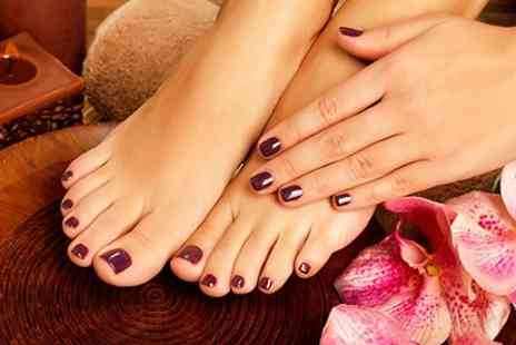 USA Star Nails - Shellac Nails including Bio Sculpture - Save 50%