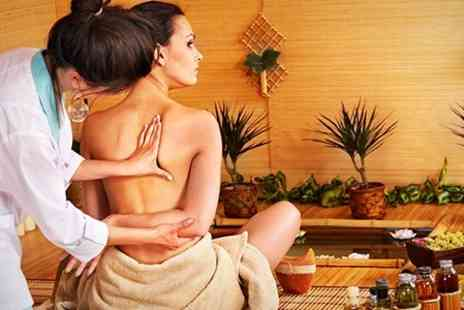 The Spa - Spa Package With Treatments Lunch and Drinks - Save 48%