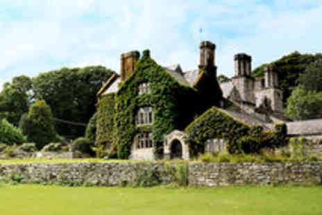 Bodidris Hall - Welsh Country House Hotel Break with Three Course Gourmet Meal - Save 59%