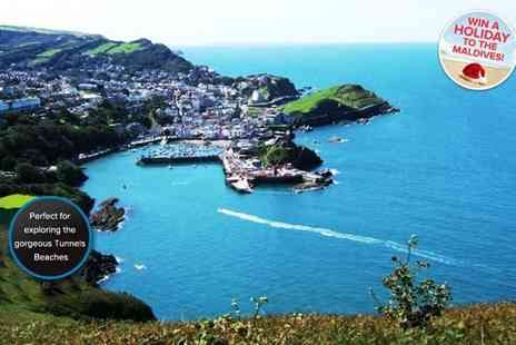 Grosvenor Hotel - Two night Coastal Devon break Plus dinner - Save 51%