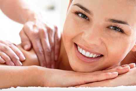 Hidden Gems - Back Neck and Scalp Massage Plus Facial - Save 53%