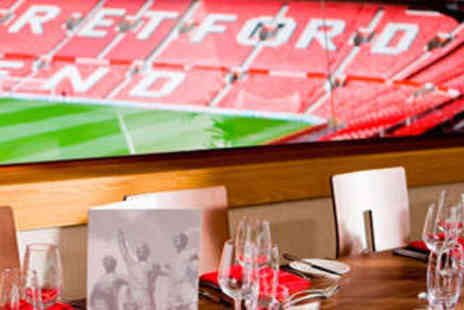 Circuit Hospitality - Choice of Man United Hospitality Packages - Save 45%