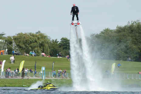 Flyboard Fun - Flyboard Experience for one - Save 27%