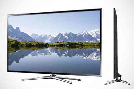 TVs and More - Samsung UE40F6400 40inch 3D Ready LED Smart TV - Save 40%