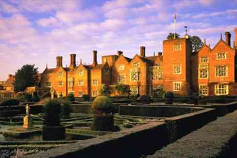 Great Fosters Hotel - Gourmet Getaway at Tudor Surrey Hunting Lodge - Save 44%