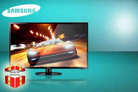 TVs and More - Black Samsung UE32F4000 Slim 32 Smart LED TV - Save 36%