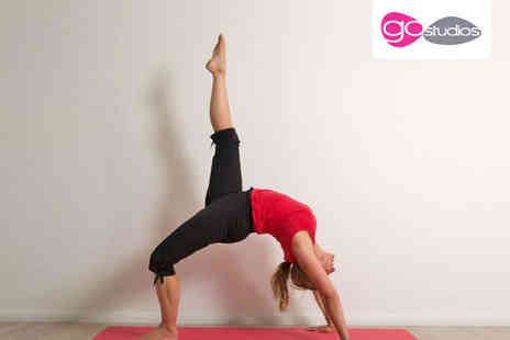 GoYoga - Choice of Five Yoga or Pilates Classes - Save 60%