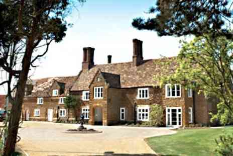 Heacham Manor Hotel - In Norfolk Coast One  Night Stay For Two With Afternoon Tea - Save 37%