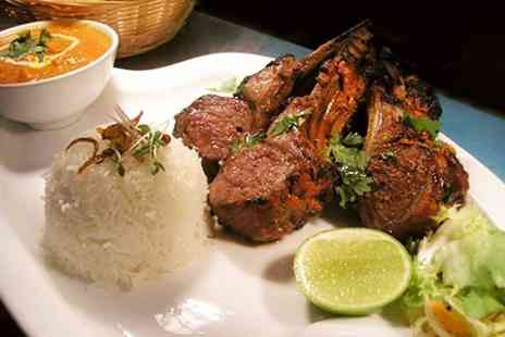 The White Horse Inn - Indian Food Plus Wine For Two - Save 53%