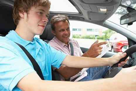 Drive Friendly - Three Driving Lessons With Pass Plus - Save 67%