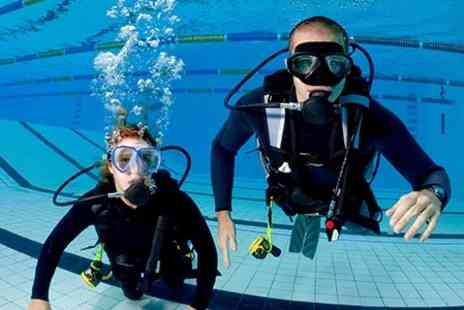 Bolton Area Divers - PADI Scuba Diving Course - Save 64%