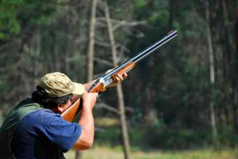 Suffolk Activities - Clay Pigeon Shooting Tutorial plus 30 clays - Save 44%