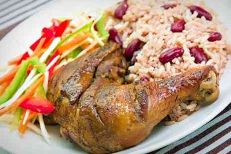 Cafe Alleyne - West Indian Meze With Fruit Punch For Two - Save 47%