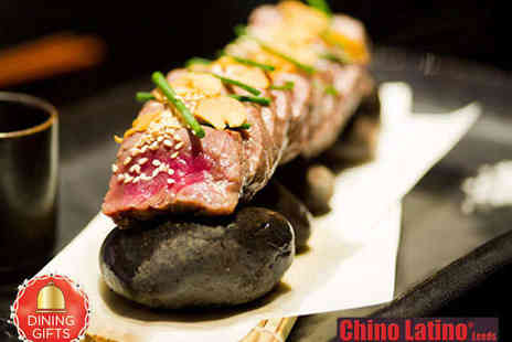 Chino Latino - Four Course Tasting Menu for Two - Save 50%