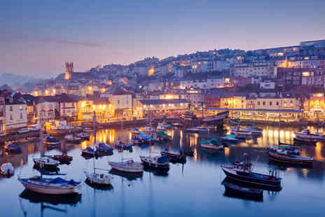 Brixham House - Two night break for 2 including breakfast - Save 58%