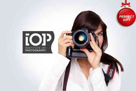 Institute of Photography - Online photography course   - Save 88%