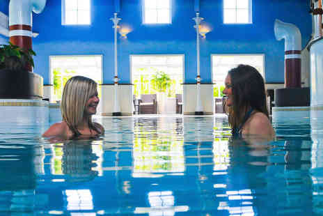 Alton Towers Spa - Spa Experience Day with 25 Minute Treatment Spa Facility Use Robe and Slipper Hire for Two - Save 55%