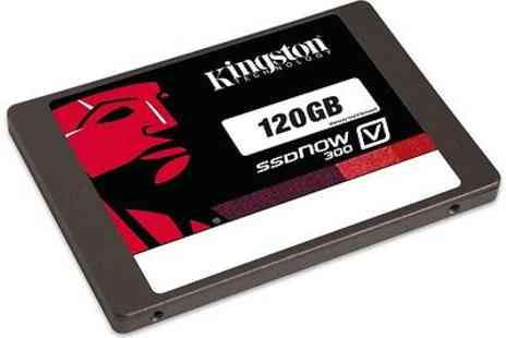dabs_outlet - Kingston 120GB SSD V300 SATAIII 6Gb/s 2.5 Inch - Save 24%