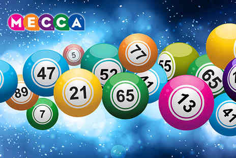 Mecca Bingo - Play the the exclusive X Factor Bingo game - Save 67%