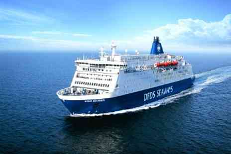 DFDS Seaways - Two Night Mini Cruise For Two from Newcastle to Amsterdam - Save 21%