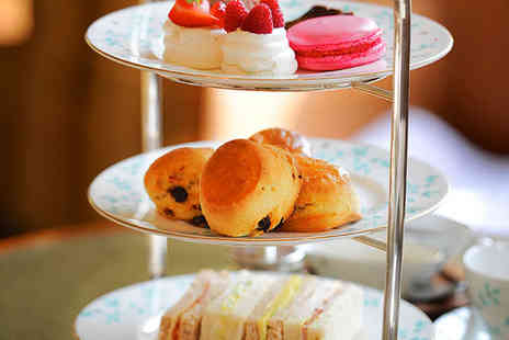 The Bingham - Afternoon Tea for Two - Save 40%
