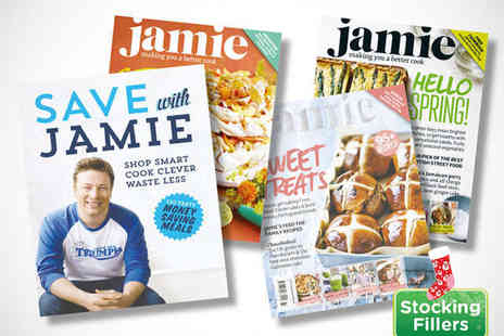 Jamie Magazine - One year subscription to the flavourful cookery magazine - Save 55%