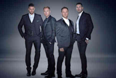 Eventim UK - Tickets to Boyzone Tour in Manchester - Save 48%