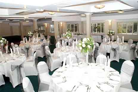 Sketchley Grange Hotel & Spa - Wedding Package For 60 Day Guests - Save 62%